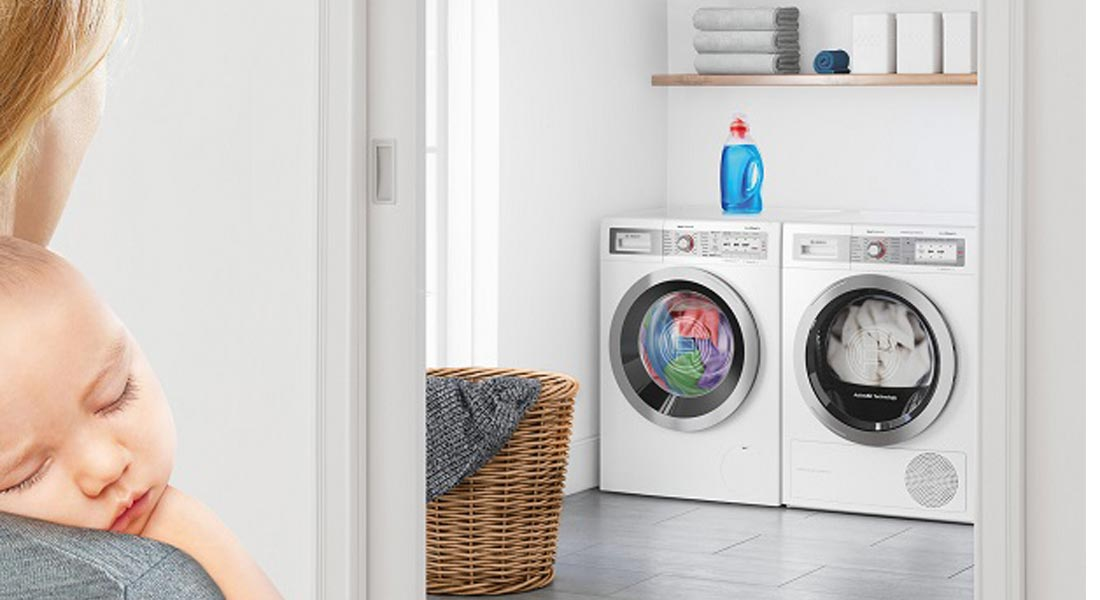 WAW28570 bosch washing machine